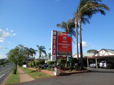 Allan Cunningham Motel
