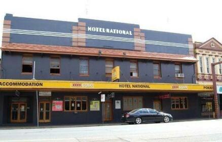 National Hotel Toowoomba