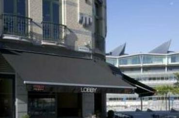 Lobby Hotel Antwerp