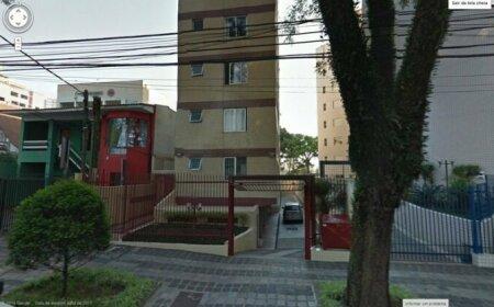 Homestay in Alto da Rua XV near Sauna 520