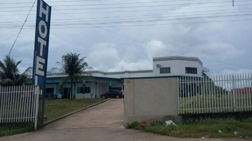 Hotel Bandeirantes Divinopolis do Tocantins