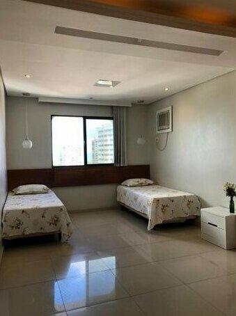 Apartamento amplo arejado e confortavel
