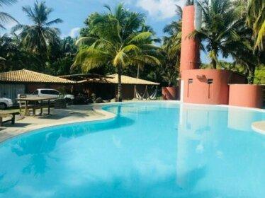 Casa de Praia com piscina Ilheus