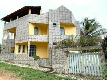 Casa em Olivenca com Vista da Piscina para o Mar