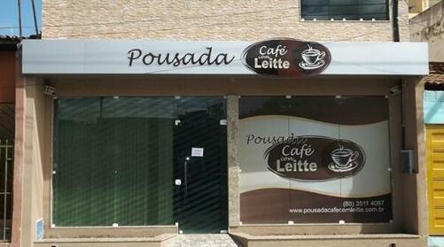 Pousada Cafe Com Leitte