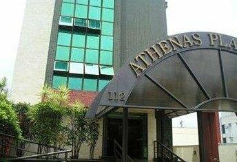Athenas Plaza Hotel Pirenopolis