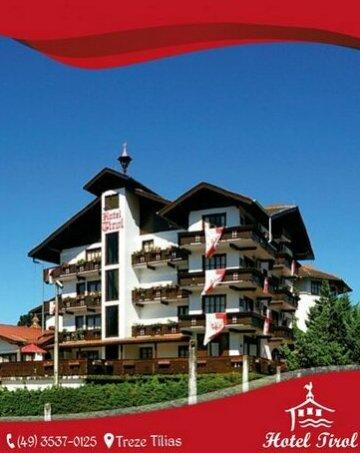 Hotel Tirol Treze Tilias
