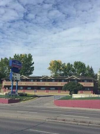 Canadas Best Value Inn Chinook Station