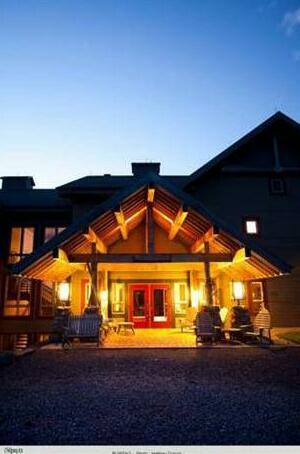 Auberge de Montagne des Chic-Chocs Mountain Lodge - Sepaq