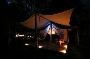 Oakwood Escape - Campsite