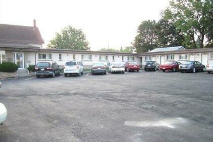 Canadiana Motel Hanover