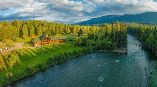 Bearclaw Lodge - Kispiox River