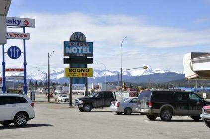 Big Horn Motel Hinton