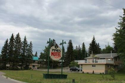 Pines Motel Hinton