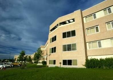University of Lethbridge Lux Hotel