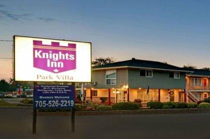 Knights Inn - Park Villa Motel Midland