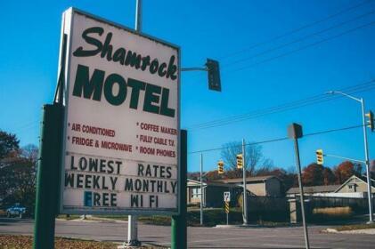 Shamrock Motel Midland