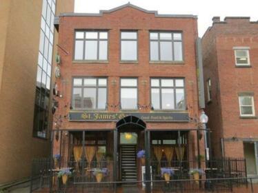 St James' Gate Boutique Hotel