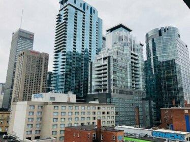 Comfort Suites Downtown Montreal