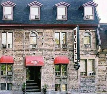 Hotel du Nouveau Forum Montreal