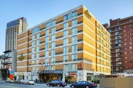 Quality Hotel Montreal Centre Ville