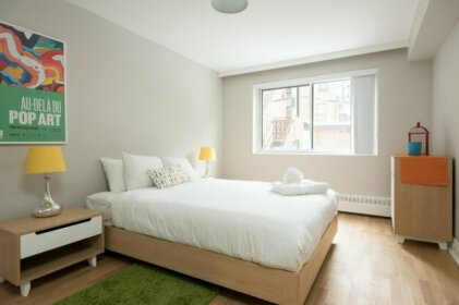 Stunning 2BR in Downtown MTL by Sonder
