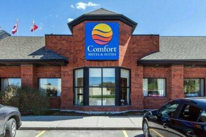 Comfort Hotel & Suites Peterborough Peterborough