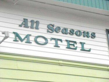 All Seasons Motel Porth Elgin