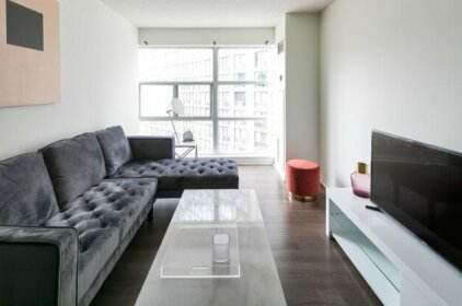 Central Yorkville Furnished Condo