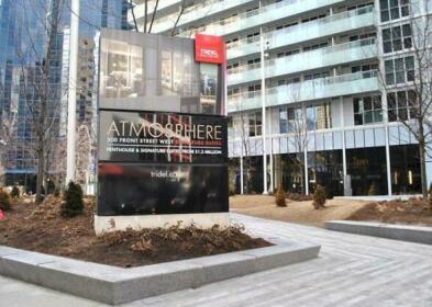 Living Suites Toronto - Front & John