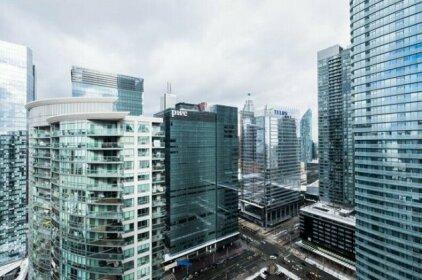 QuickStay - Luxury Condo CN Tower View