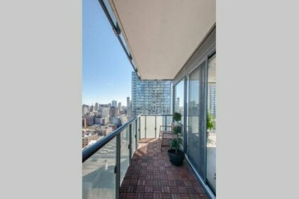 Toronto Widmer 1BR Apartment