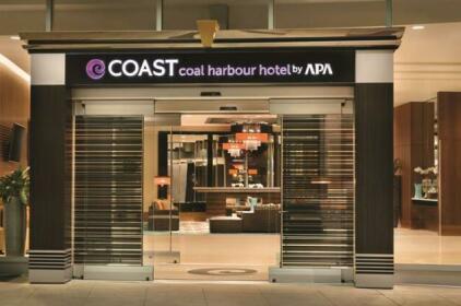 Coast Coal Harbour Hotel by APA