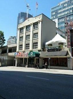 Kingston Hotel Vancouver