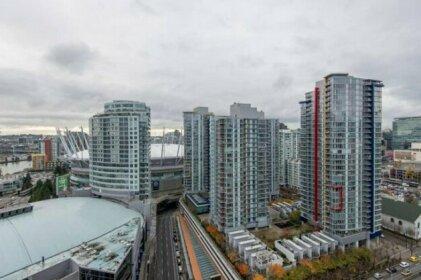 Vancouver Hamilton 2BR Apartment
