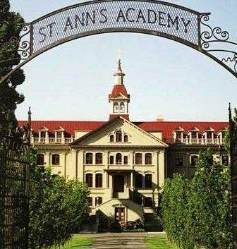 St Anne's Academy Chapel