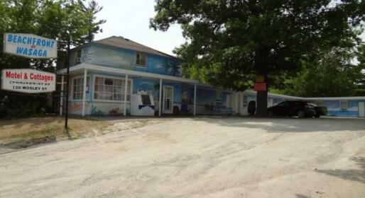 Beachfront at Wasaga Motel and Cottages
