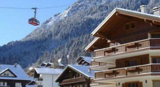 Residence Des Dents Blanches Champery Centre