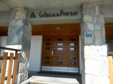 Appartment ndeg4 Immeuble le Weisshorn