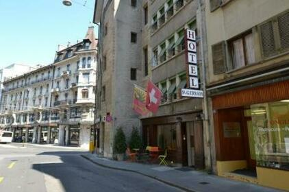 Hotel St Gervais