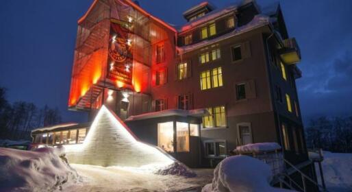Hotel Wetterhorn Hasliberg