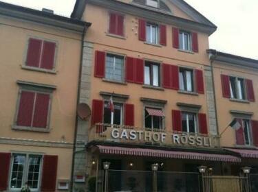 Hotel Rossli Hunzenschwil