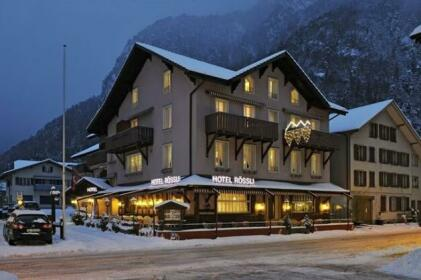 Hotel Rossli Interlaken