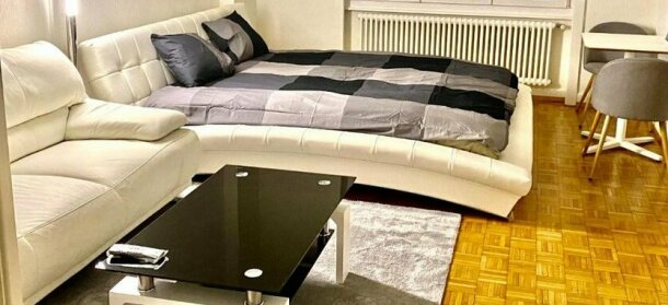 Luxurious Studio Near Train Station Lausanne and Downtown