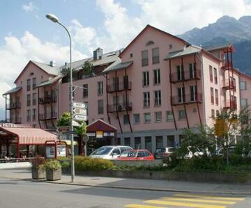 Hotel Baer Meiringen