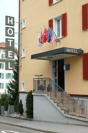 Hotel Sporting St. Gallen