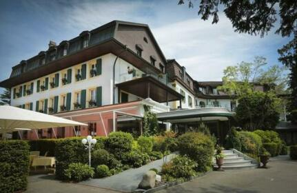Hotel La Prairie Yverdon-les-Bains