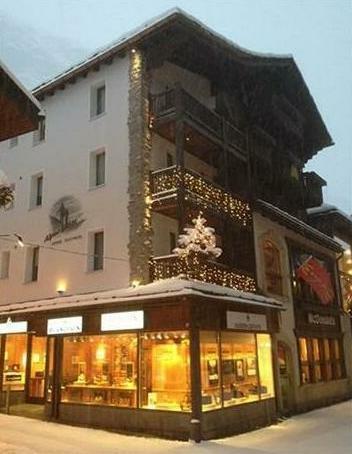 Alpine Lodge Zermatt