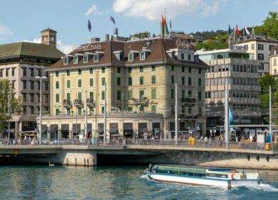 Central Plaza Zurich