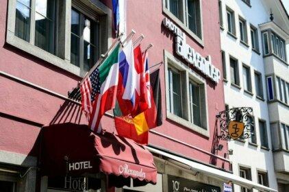 Hotel Alexander Zurich Old Town